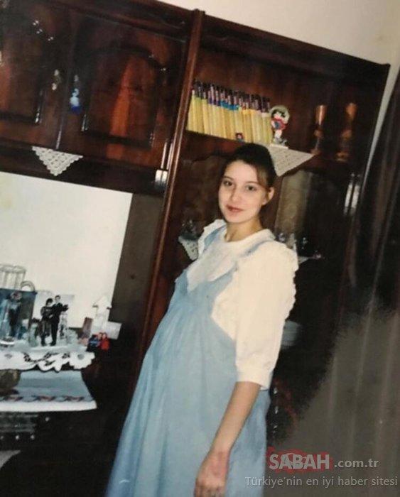 Hande Erçel'in ablası Gamze Erçel baby shower partisi yaptı! Gamze Erçel doğacak kızına annesinin adını verecek...