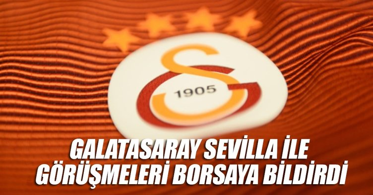 Galatasaray, Mariano Ferreira Filho'yu borsaya bildirdi