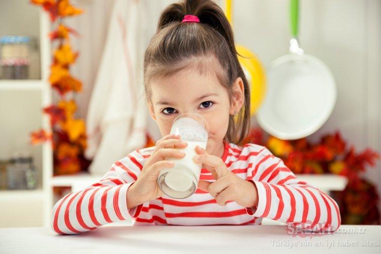 Çocuklar için sağlıklı içecekler raporu yayımlandı! İşte o rapor...
