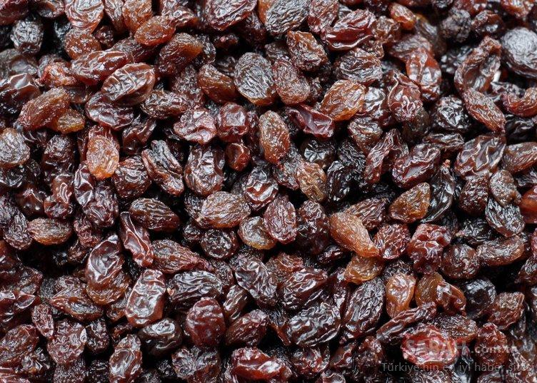 Kuru üzümün bu faydasını ilk defa duyacaksınız! Düzenli tüketildiğinde...
