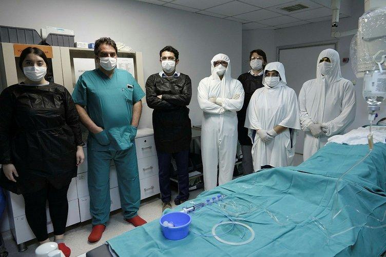 Koronavirüssüz ortam için çözüm Türk bilim adamlarından geldi! İlk kez uygulanıyor...
