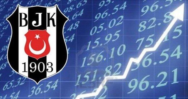 Beşiktaş hisselerine Napoli dopingi