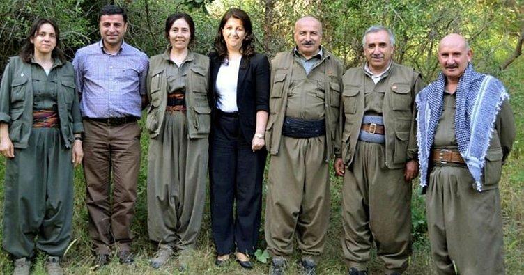Son dakika haberi: Demirtaş ve birçok HDP'linin 6-8 ekim yargılaması başladı! Mahkemede provokasyon