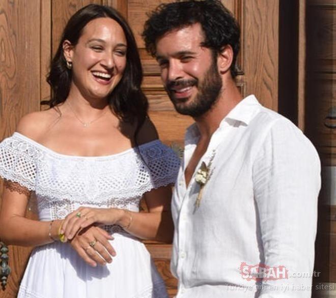 Gupse Özay ile Barış Arduç mutluluğa evet dedi… Gupse Özay'ın beyaz elbisesinin fiyatı dudak uçuklattı!