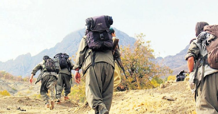 Diyarbakır'da 2 PKK'lı teröristin etkisiz hale getirilmesi