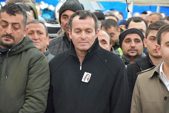Ceren Özdemir'in babasından Başkan Erdoğan'a teşekkür