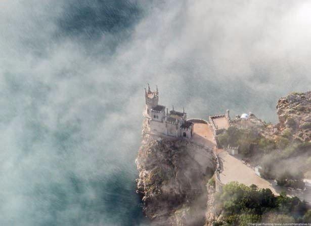 Dünyanın en harika kaleleri
