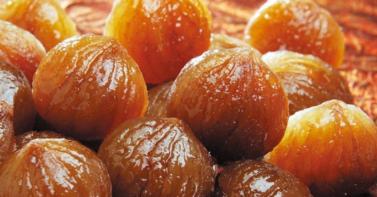 Kestane şekeri nasıl yapılır? İşte en lezzetli kestane şekeri ...