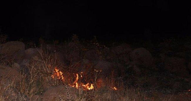 Kilis'te sınır hattında patlama!