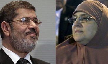 Muhammed Mursi'nin eşinin vefat ettiğine dair haberler yalanlandı