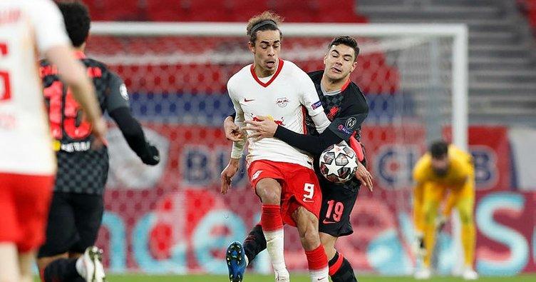 Ozan Kabak Şampiyonlar Ligi tarihine geçti! Liverpool, Alman devini 2-0'la geçti...
