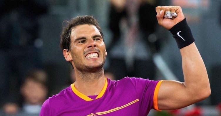 Finalin adı: Wawrinka-Nadal