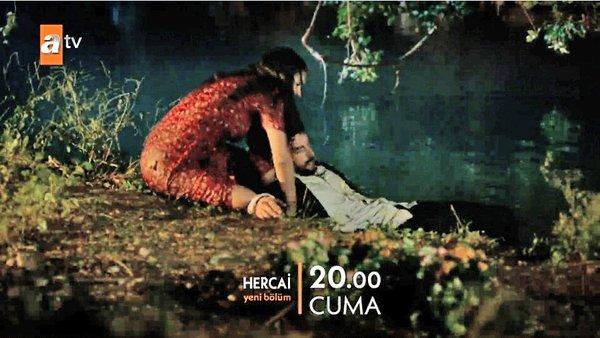 Hercai 44. Bölüm (23 Ekim 2020 Cuma) Bölüme damga vuran ölümcül sahne   Video