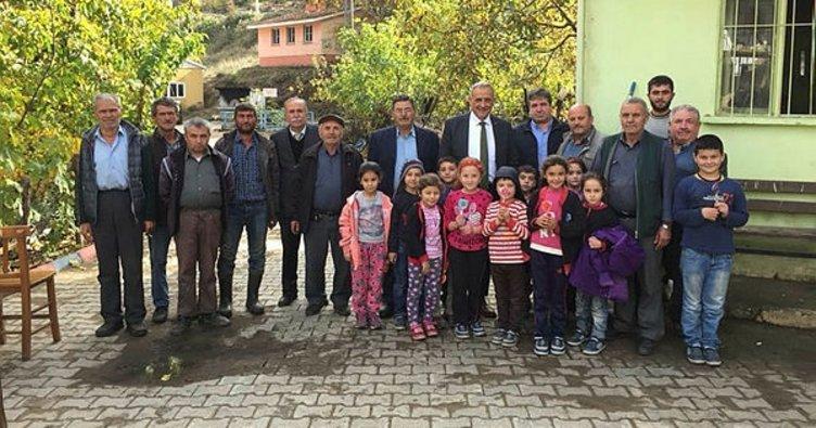 Başkan Badem'den mahallelerde inceleme