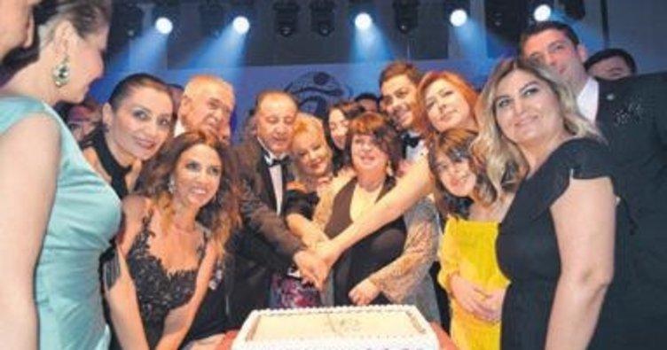 GGYD'den 15. yıla özel kutlama yapıldı