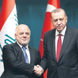 İbadi'den destek açıklaması: Türkiye ile birlikteyiz