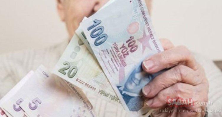 Emekli maaşları en az bin 923 TL olacak! SSK ve Bağ-Kur emeklileri Ocak zammı belli oluyor!