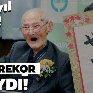 Dünyanın en yaşlı erkeği Çitetsu Watanabe 112 yaşında öldü