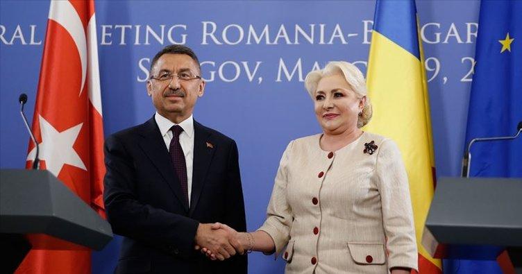 Cumhurbaşkanı Yardımcısı Oktay: Türkiye, Romanya'yı yakın bir müttefik olarak görmekte