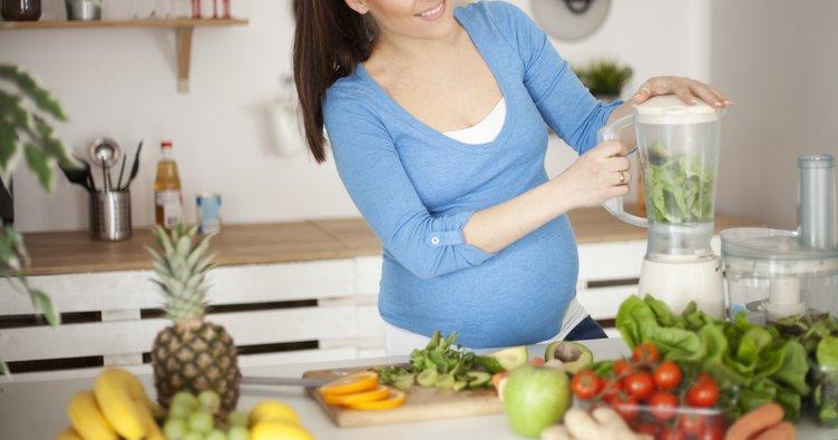 Hamilelikte doğru beslenmenin kalbe etkisi!
