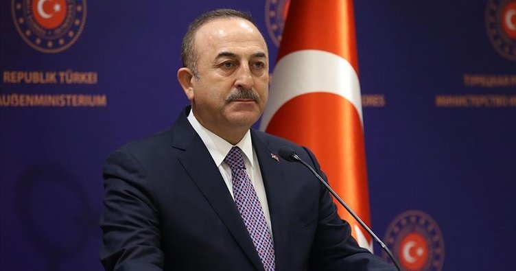 Son dakika: Dışişleri Bakanı Çavuşoğlu'ndan YPG/PKK'ya Harekat açıklaması! ABD ve Rusya sözünü tutmadı