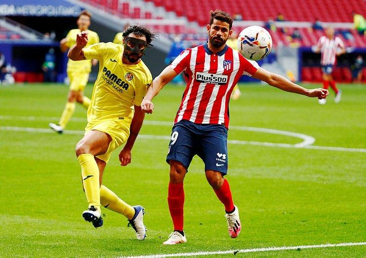 Galatasaray için flaş iddia! Falcao ve Diego Costa...