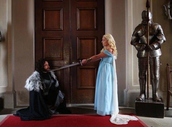 Game of Thrones düğünü
