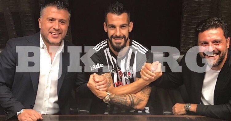 Beşiktaş Negredo'yu resmen bitirdi!