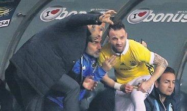 Valbuena ve Kocaman'ın araları düzelmez