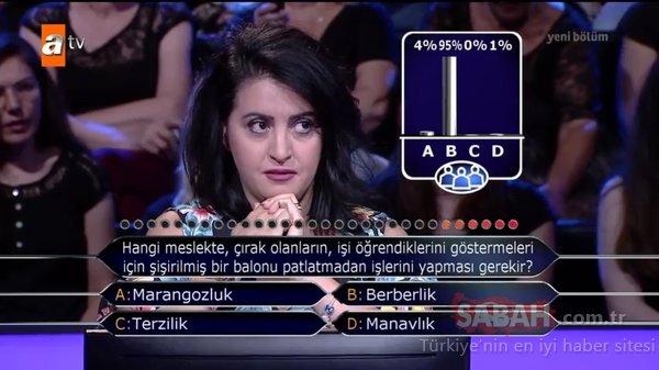 Kim Milyoner Olmak İster? 777. Bölüm tüm soru ve cevaplar