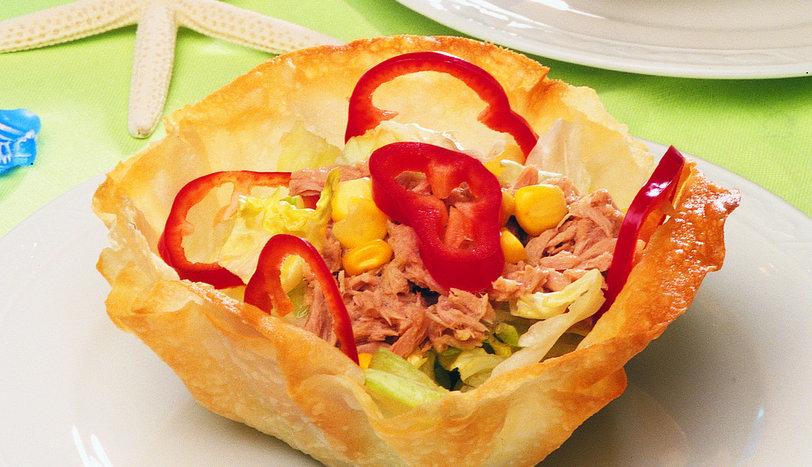 Çıtırlı Salata