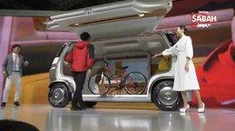 Geleceğin araçları Japonya'da görücüye çıktı