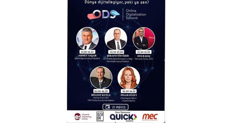 Online Digitalization Summit için geri sayım başladı