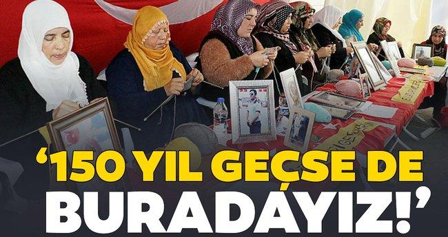 Diyarbakır anneleri: 150 yıl geçse de buradayız! - - Son Dakika Haberler