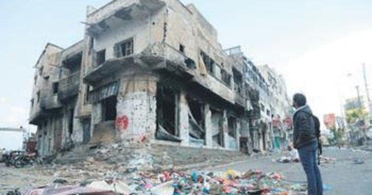 BM: Yemen'de savaş suçu işlendi