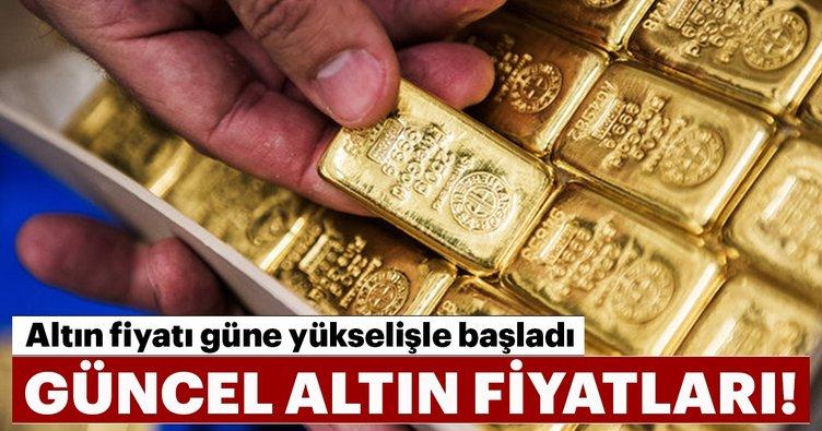 Gram altın 222 lira seviyelerinde! İşte güncel altın fiyatları