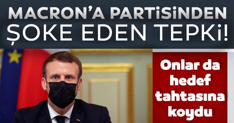 Fransa'da iktidar partisi milletvekili Sarles: Sessizce otoriter devlete doğru gidiyoruz