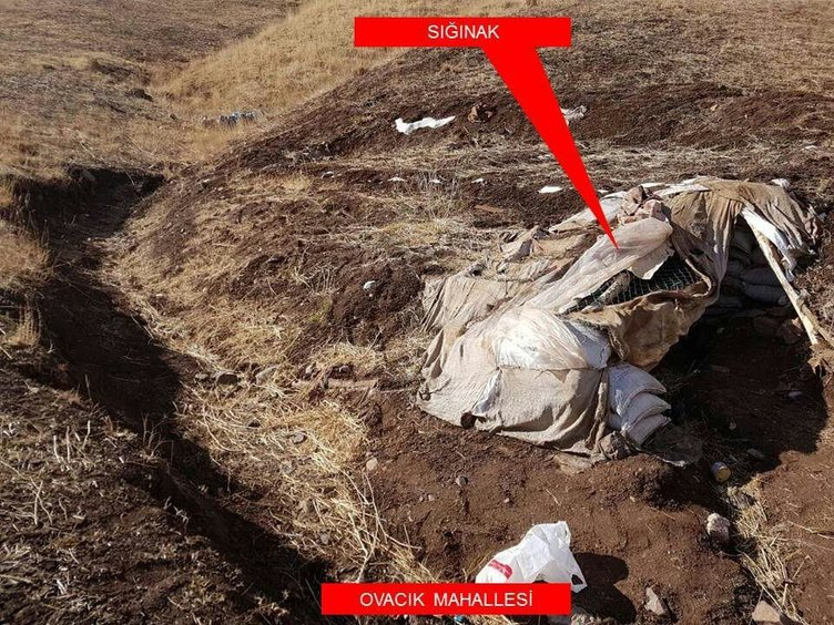 Beytüşşebap'ta PKK'ya ağır darbe!