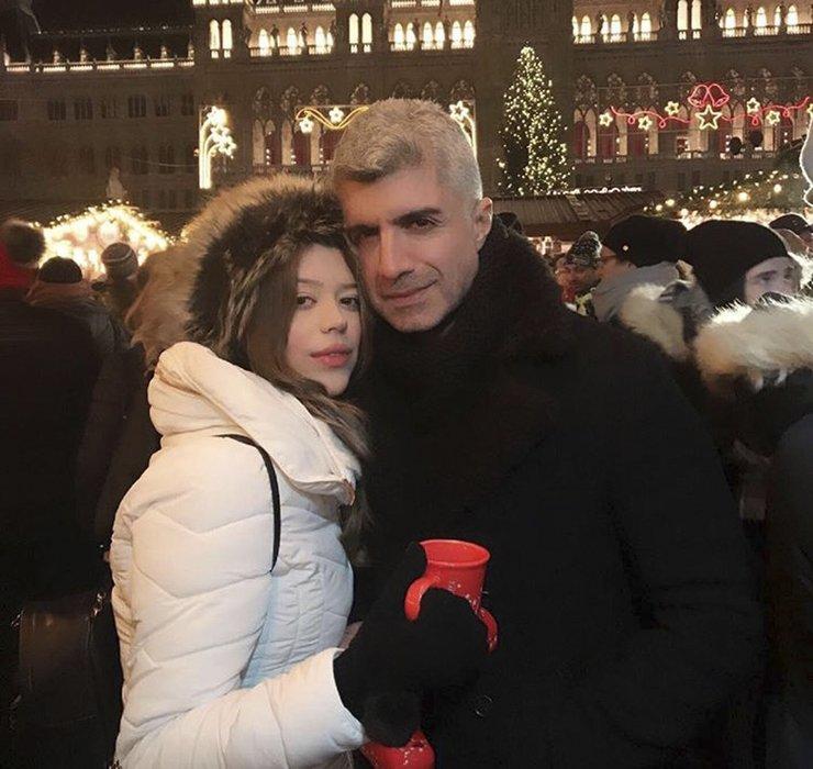 Özcan Deniz ile Feyza Aktan evlendi!