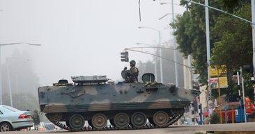 10 soruda Zimbabve'de askeri darbe girişimi