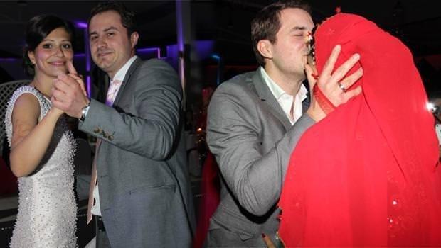 Christoph Daum'un oğluna Türk usulü kına gecesi