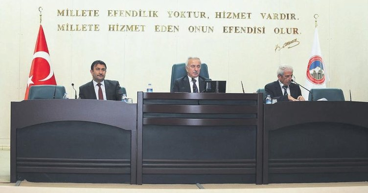 Kayseri'ye 2018'de 900 proje ve 2 milyarlık yatırım