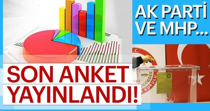 Son dakika: 24 Haziran son seçim anketi ile Ak Parti'nin oy oranı! En son seçim anketi yayınlandı