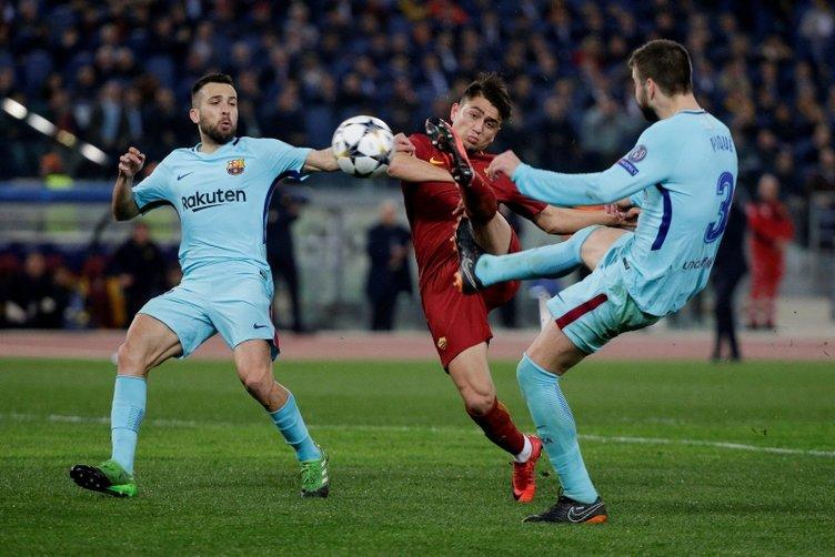 Cengiz Ünder'den Lionel Messi için çarpıcı sözler