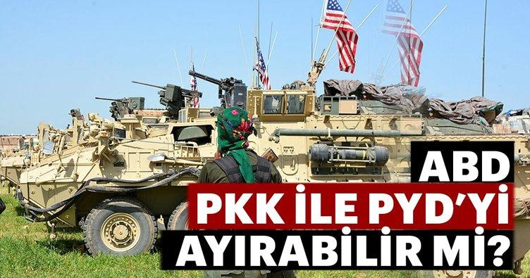 ABD, PKK ile PYD'yi ayırabilir mi?