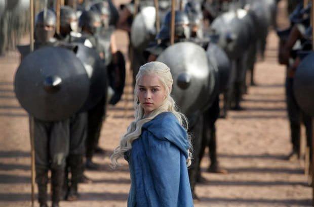 'Game of Thrones' 10 yıl sürebilir