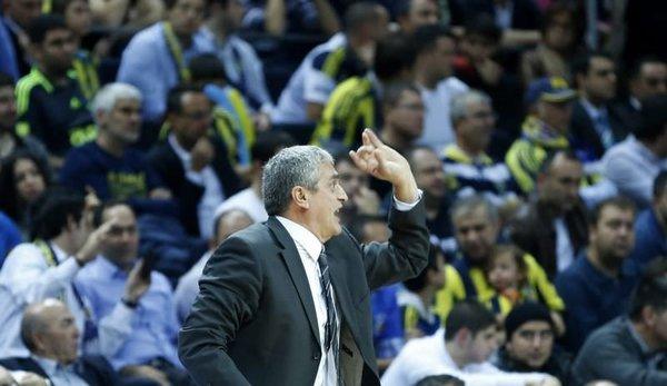 Fenerbahçe Ülker - Panathinaikos