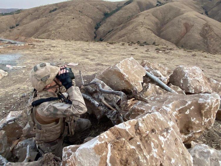 Son dakika: 'Yıldırım-9 Şenyayla Operasyonu' başlatıldı