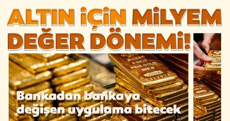 Son dakika haber: Altın fiyatları için rüzgar tersine esiyor! Uzman isimden çarpıcı altın yorumu: Altın düşecek mi yükselecek mi?