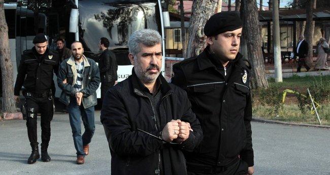 Eskişehir'de FETÖ operasyonunda 4 kişi gözaltına alındı